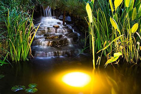 Led In Ground Well Light 3 Watt Led Landscape Lighting Landscape Well Lights