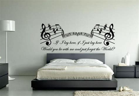 Simple Lyrics Wall