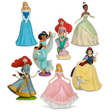 Figure Princess disney princess figurine set