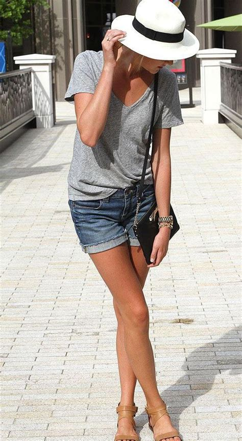Ways To Look In Shorts by Fashion Inspiration Denim Shorts 27 New