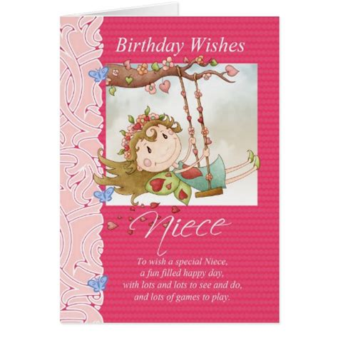 Birthday Cards For Nieces Niece Birthday Wishes Memes