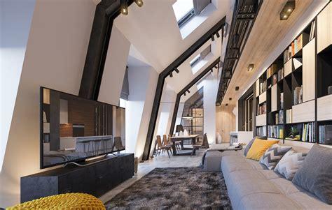 contemporary home interior design show modern features