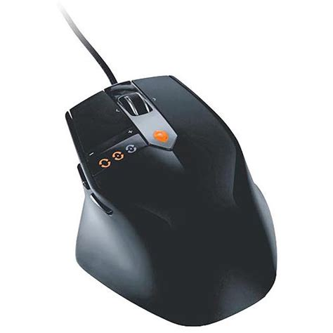 Mouse Gaming Alienware dell alienware tactx mouse black walmart