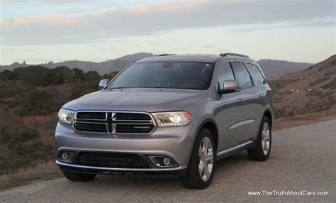dodge durango review 2014 dodge durango limited v8 with video the