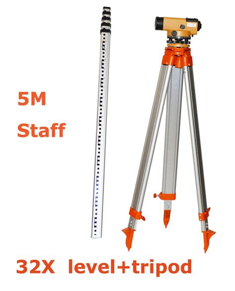 Tripod Auto Level new 32x automatic optical level tripod with carrying