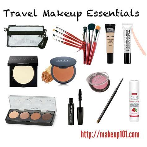 Belleza Essential 1000 ideas sobre travel makeup essentials en
