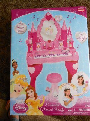 target princess enchanted musical vanity for only 14 98
