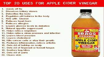 Apple Cider Vinegar Usage And Dosage   Bloodsugardiabetes.org