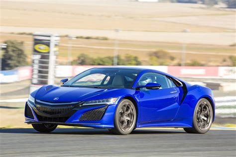 2016 acura nsx priced from 156 000 in the us gtspirit
