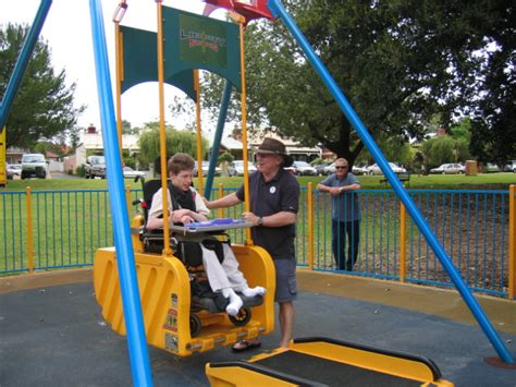 swings for adults with disabilities liberty swings the joy of swinging is now available to