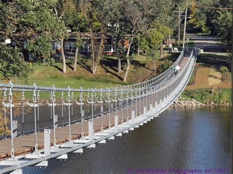 what is a swing bridge build swinging bridge images