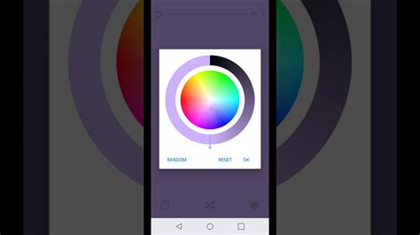 color flashlight app screen flashlight app color light strobe timer