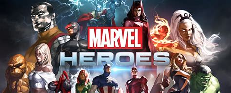 Marvel Heroes Giveaway - marvel heroes closed beta key giveaway mmo bomb