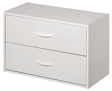 Who Sells Closetmaid 3 Closetmaid 1566 Stackable 2 Drawer Horizontal