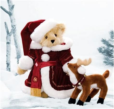 christmas teddy bear wallpapers