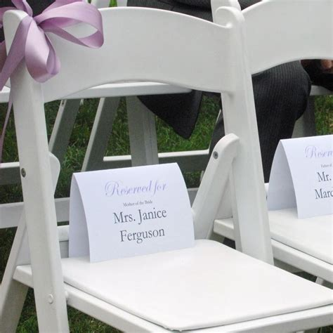 Wedding Seating Cards Staples