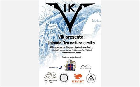 consolato islanda associazione vik presenta la mostra tra islanda e mito