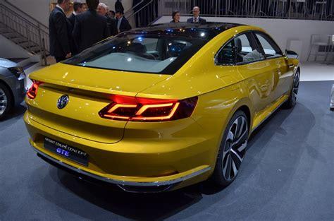 Volkswagen Sports by Vw Sport Coupe Gte Passat Turkiye Anasayfa