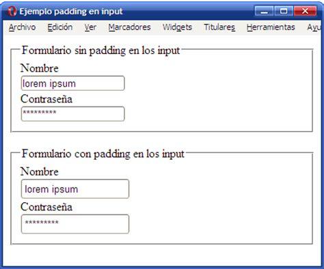 imagenes en html o css cap 237 tulo 11 formularios introducci 243 n a css