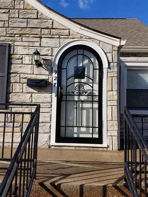 steel exterior security doors exles ideas pictures