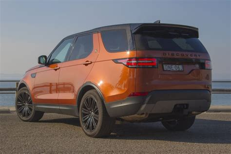 orange land rover discovery land rover discovery edition 2017 review carsguide