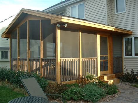 3 season porch designs three season screen porch for the home