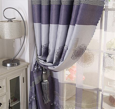 black out window panels dark purple bedroom curtains with classic grey and dark purple polyester blackout best