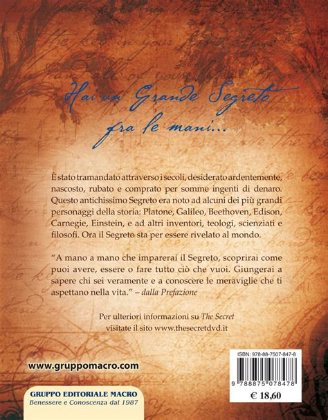 libro secrets the secret rhonda byrne