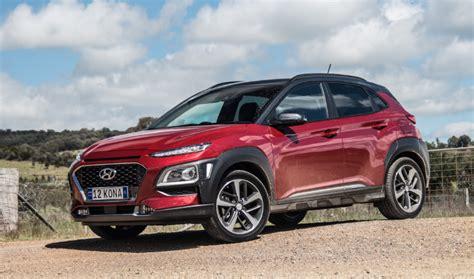 Hyundai Kona 2020 Colors by 2020 Hyundai Kona Hybrid Colors Release Date Redesign