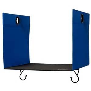 five locker shelf extender blue 72242