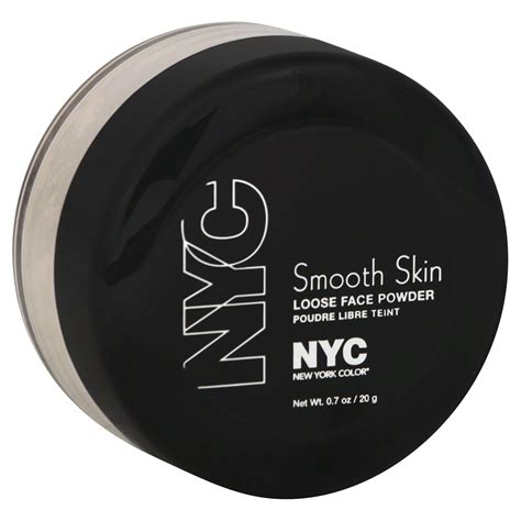 Nyc New York Color Smooth Skin Pressed Powder Translucent Walmart New York Color Smooth Skin Powder Naturally Beige 0 7 Oz