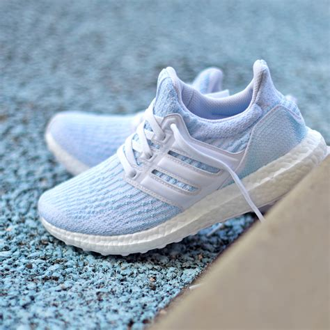 Adidas Ultra Boost Parley Blue Limited Edition a new parley x adidas ultraboost 3 0 blue is coming weartesters