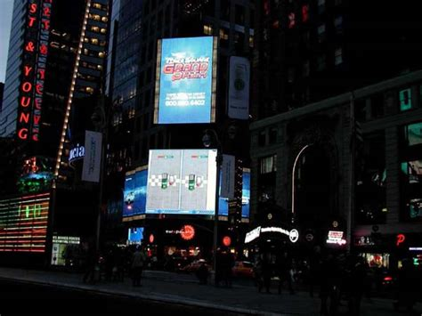 Figure Led Foots Heckbilly hijacking the screen trends in outdoor advertising and predictions for the use of