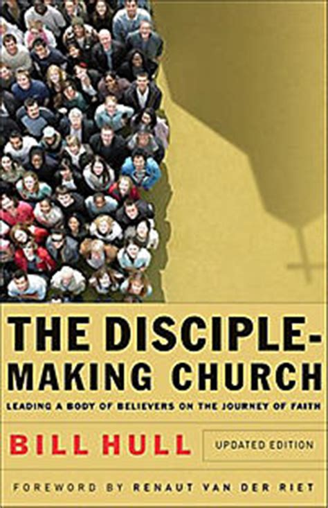 renovation apprentice learning to lead a disciple parish books the disciple church hull bill
