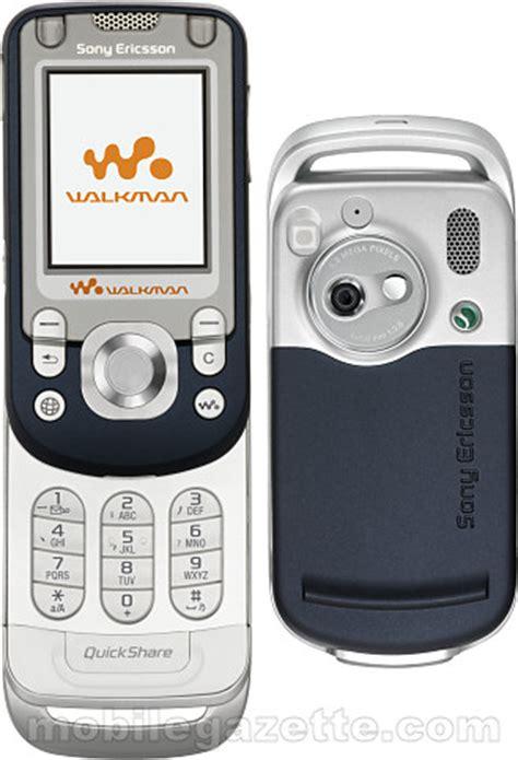 Sony W550 sony ericsson w550 mobile gazette mobile phone news