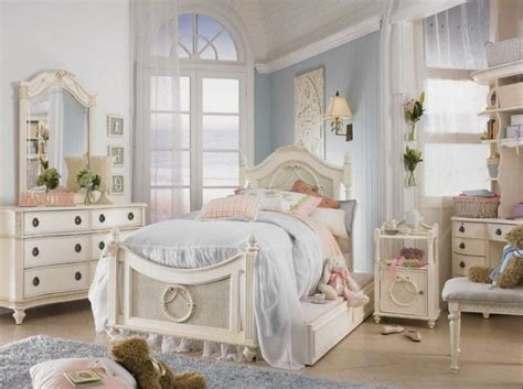 Shabby Chic Teenage Bedroom | shabby chic bedroom ideas for teenage girls
