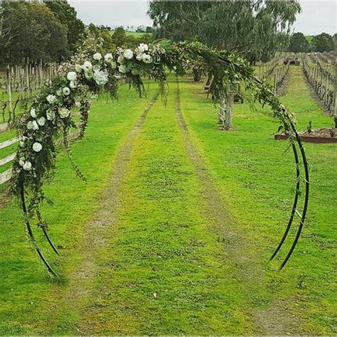 Wedding Arch Circular by Wedding Arch Wedding Arbour Arch
