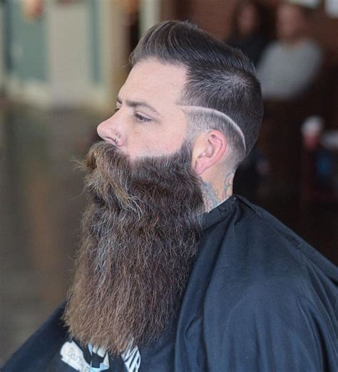 beard styles with fauxhawk 972 best beards images on pinterest