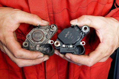 Feuchtigkeit Im Auto Kohle by Ratgeber Lichtmaschine Reparieren Autobild De