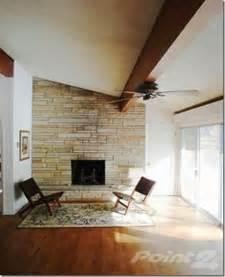 mid century modern fireplaces mid century modern fireplace h pinterest