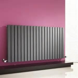 Flat Panel Radiators Anthracite Horizontal Flat Panel Designer