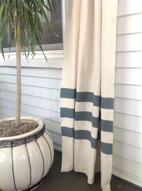 diy outdoor curtains drop cloth top 10 diy curtains projects other drop cloth curtains