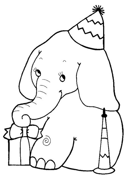preschool coloring pages elephant elephant coloring pages sheets pictures