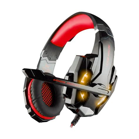 Headset Gaming Kotion Each G9000 3 5mm Single With Led Murah Grosir Ob jual kotion each g9000 single with led gaming headset
