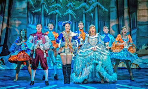 cinderella film hotel cinderella review york theatre royal pantomime 2016 2017