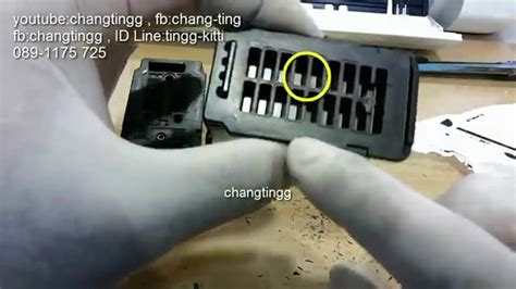 Canon Cl746 howto refill canon pg 745 cl746 ip2870 changtingg