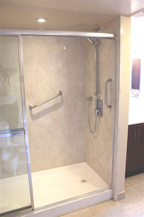 Convert Shower To Tub by Tub To Shower Conversions By Lert Renovations In Toronto