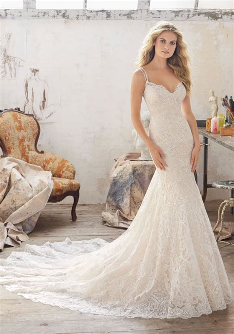 Wedding Dress by Malia Wedding Dress Style 8112 Morilee