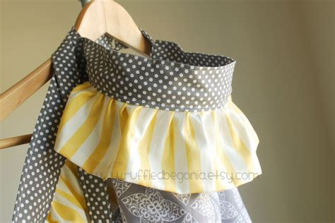 pattern for breastfeeding apron ruffled nursing cover up breastfeeding apron
