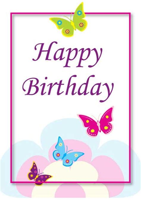 Free Printable Birthday Cards For My Printable Happy Birthday Cards Free Gangcraft Net